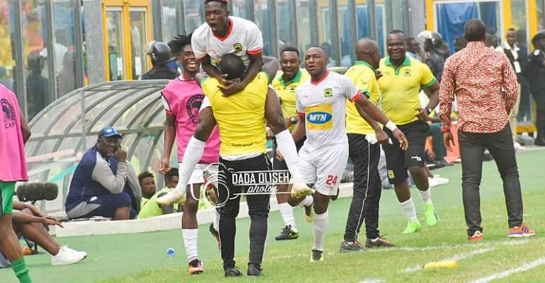 We Are Worried With The 'Crisis' At Kotoko - GHALCA