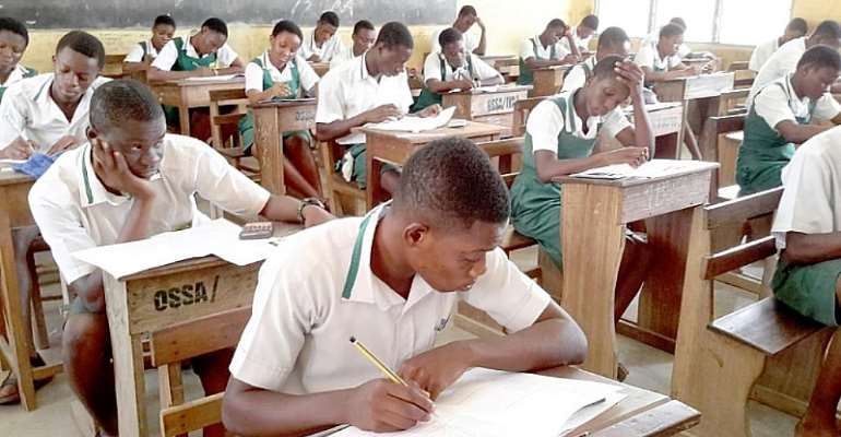 Finding An Alternative For This Year's (2020) WASSCE: Can The University Entrance Exams (UEE) Be A Better Option?