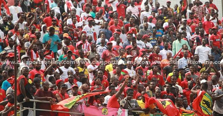 Ex-Kotoko Board Member Call On Supporters To Help Club Settle $240,000 Debt