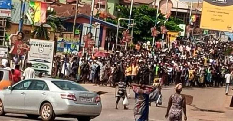 NADMO Officials Should Stop Flouting Social Distancing -Mr Mathias Tulasi