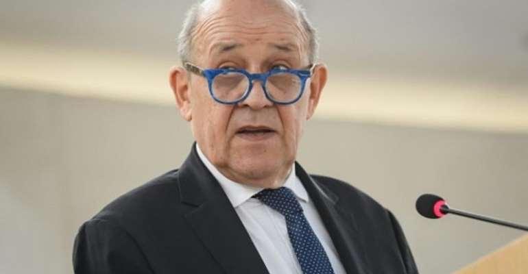 China denies criticising France's coronavirus response