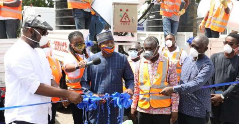 Covid-19: GES, Zoomlion To Fumigate All SHS/TVETS