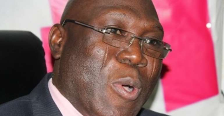 Galamsey fight: Inusah Fuseini slams Akufo-Addo, 'Your hearsay comment needless'