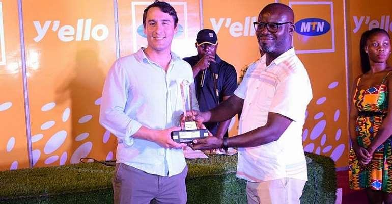 Eliah Dennis Tops At MTN Invitational Golf In Bogoso
