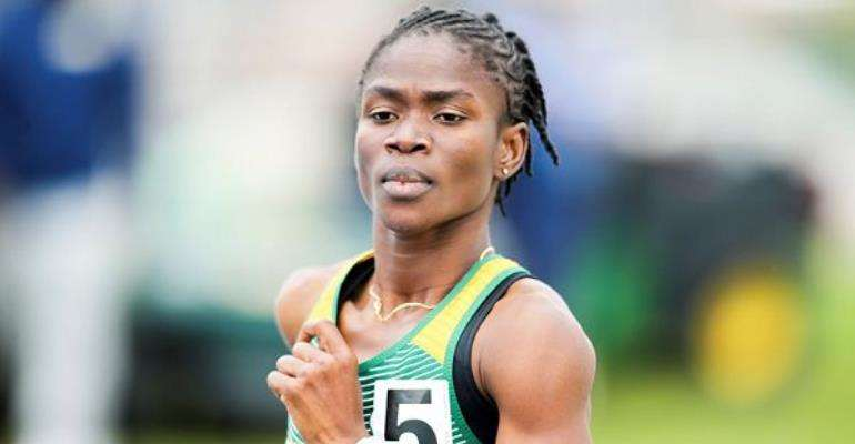 Who Speaks For Youth Olympic Gold Medalist Martha Bissah?