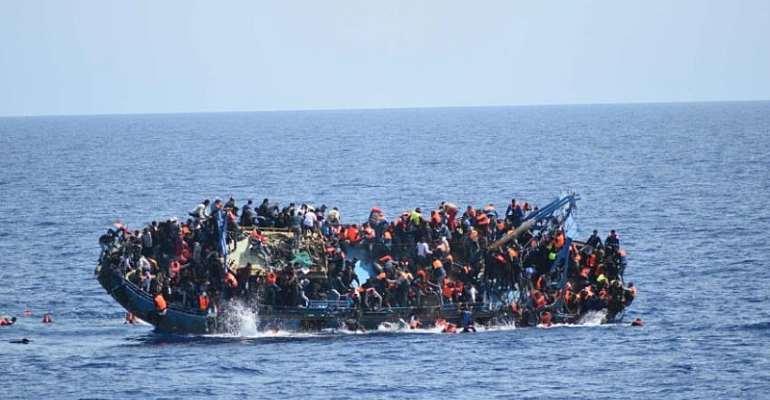 Refugees in the Mediterranean