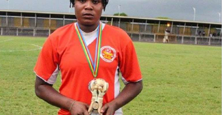 WAFU WOMEN'S TOURNAMENT: Best Goalie Shockingly Fails To Make Black Queens 30 Provisional Squad