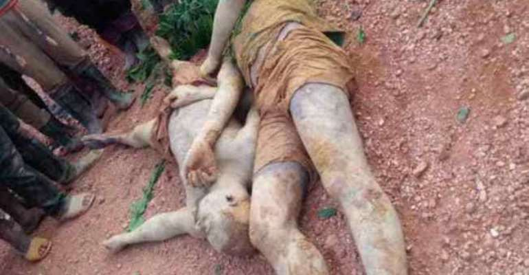 Three Killed In Galamsey Pit Collapse In Manso Asaman