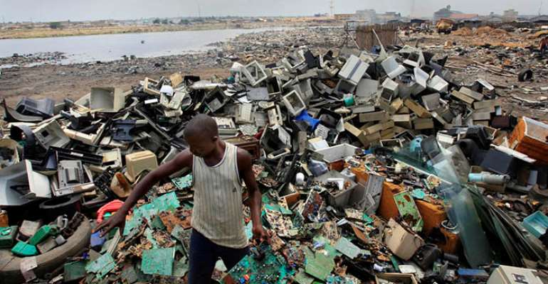Prosecute Those Who Litter The Environment:  Ghanaians Must Keep Ghana Immaculately Clean