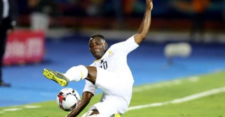 Kwadwo Asamoah Has Not Retired From Black Stars, Says Father