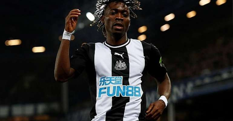 Newcastle United Ready To Part Ways With Christian Atsu This Summer