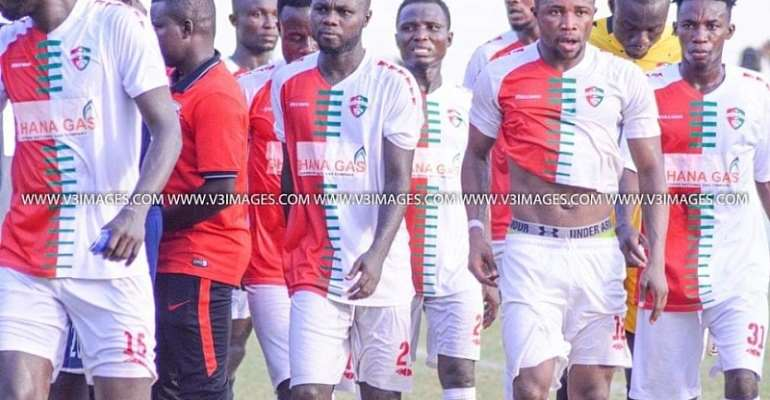 Karela United Confirm Signing Eight New Players