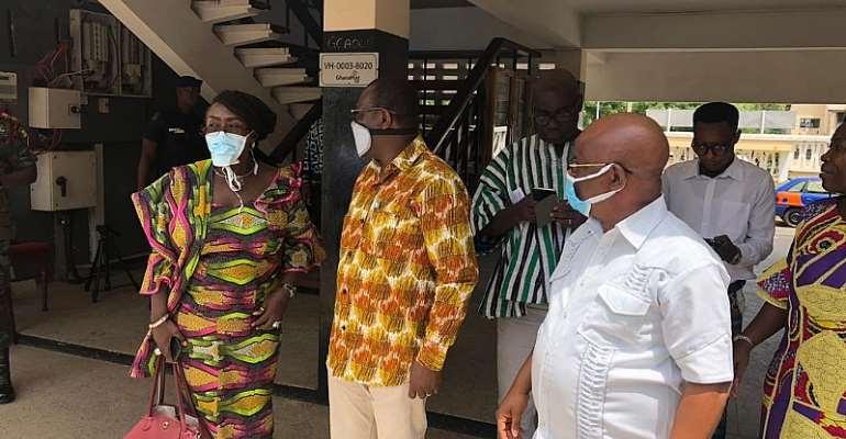 Volta Region: Regional Public Health Committee Meets NDC Caucus