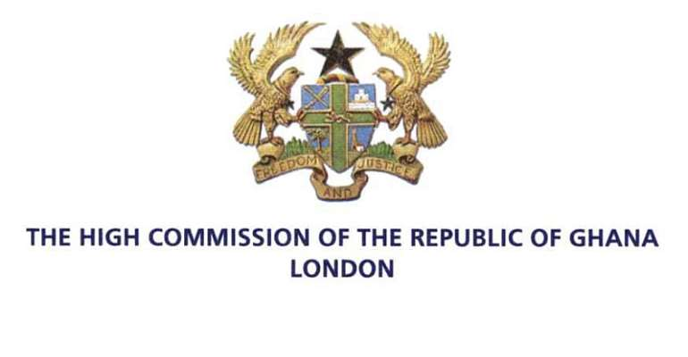Ghana High Commission, UK COVID19 Update Press Release