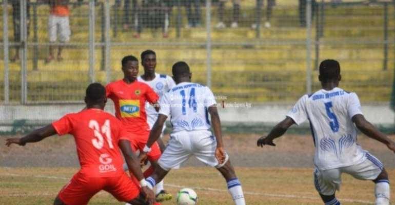 THROWBACK: Asokwa Deportivo Knock Kotoko Out Of MTN FA Cup [VIDEO]