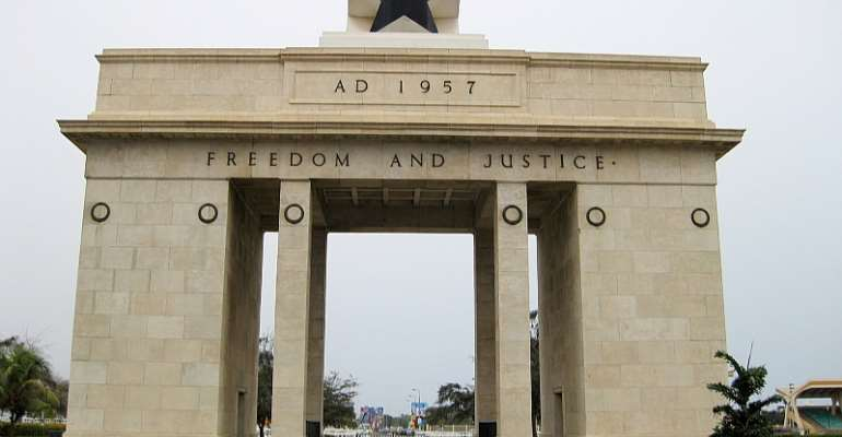 Ghana has spent years developing a trusted justice system. - Source: