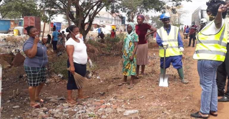 Sanitation Ministry To Clean Accra-Tema Motorway