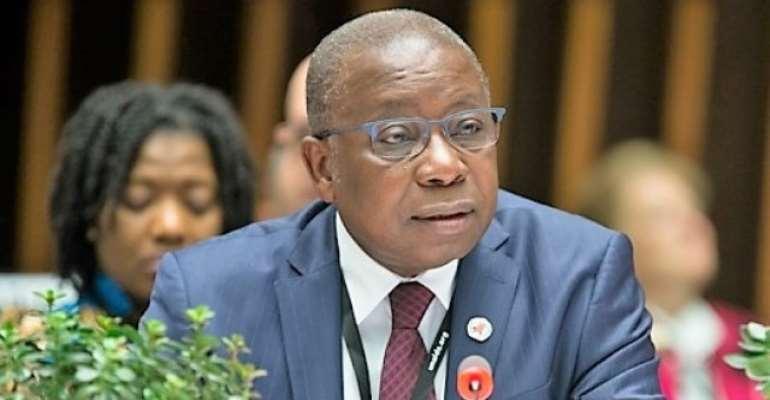 Health Minister Hon. Kwaku Agyemang Manu