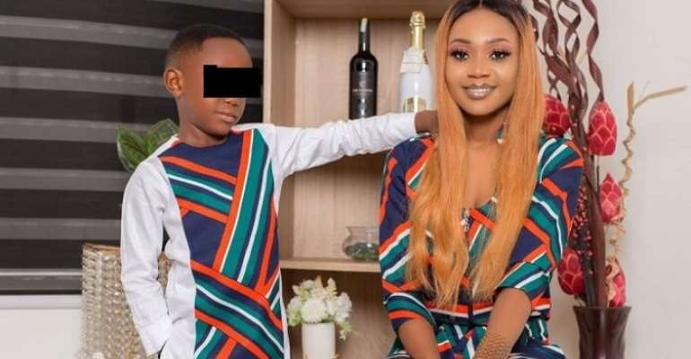 Akuapem Poloo conviction: Lawyer berates court for providing no safety net for her son