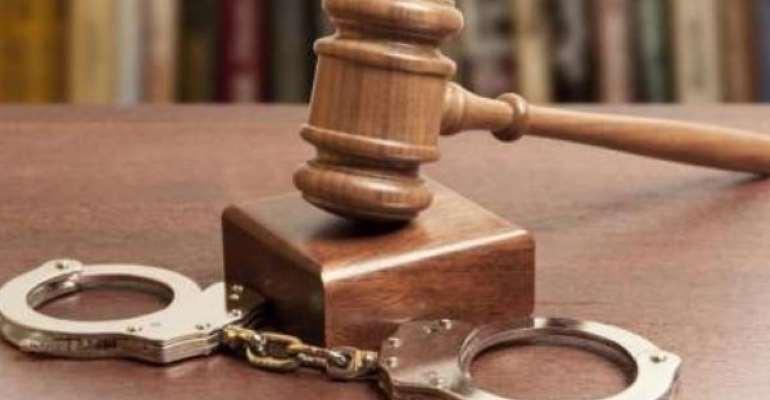 Somanya: Gameli Guest House murder suspect caged