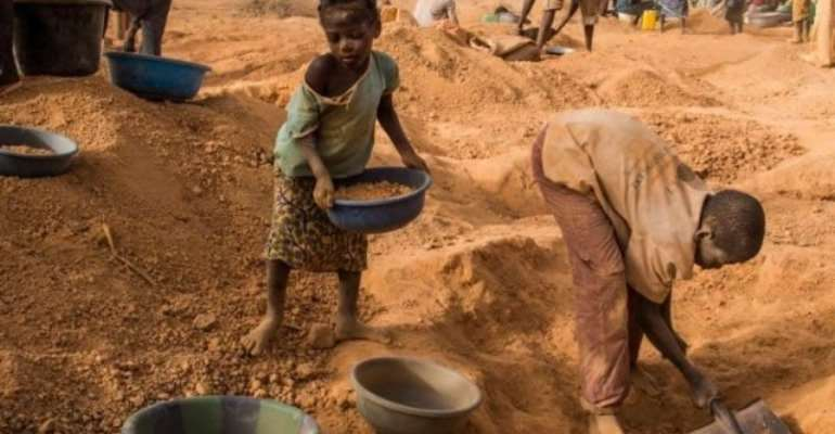 ILO, Local NGO To Tackle Child Labour In Mining Communities