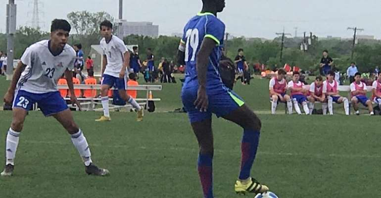 2019 Dallas Cup: Bechem Utd U-17 Beat Solar South 4-0