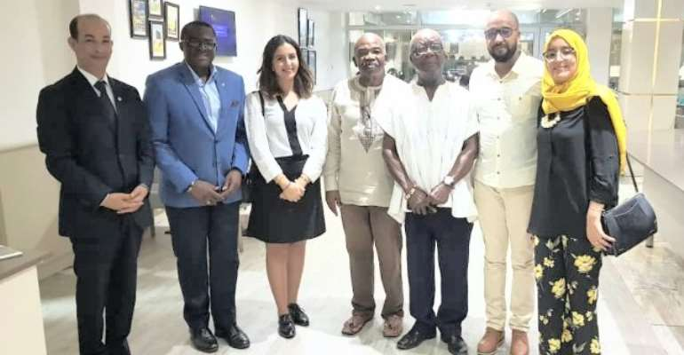 All African Games: Morocco 2019 Team Meets Ghana 2023 Team