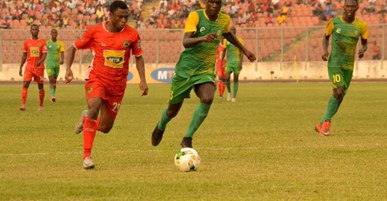 Emmanuel Gyamfi Admits He Will Consider Leaving Asante Kotoko