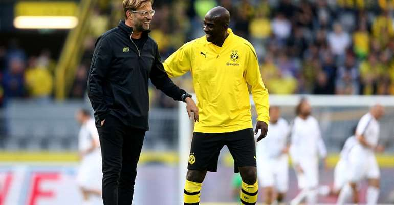 Borussia Dortmund Set To Name Ex-Ghana Star Otto Addo As Assistant Coach