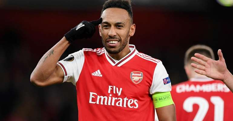 Real Madrid To Make Aubameyang A 'Great Priority'