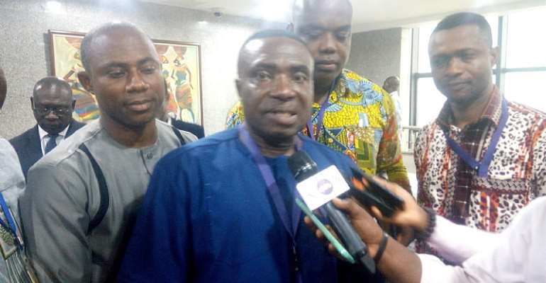 Coronavirus: Black Stars Players Must Come To The Aid Of Government - Hon. Alex Agyekum