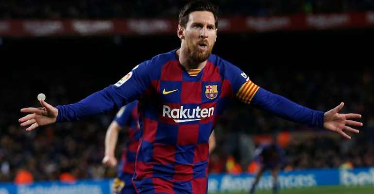 Five Things You Might Not Know About Lionel Messi