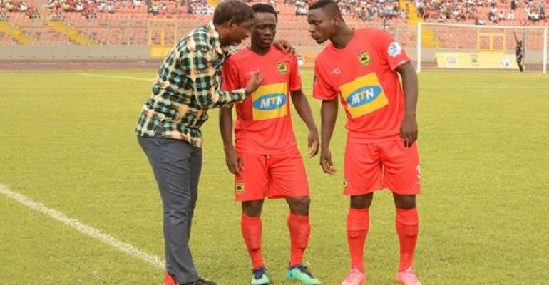Honestly, I Miss Football – Kotoko Coach Maxwell Konadu