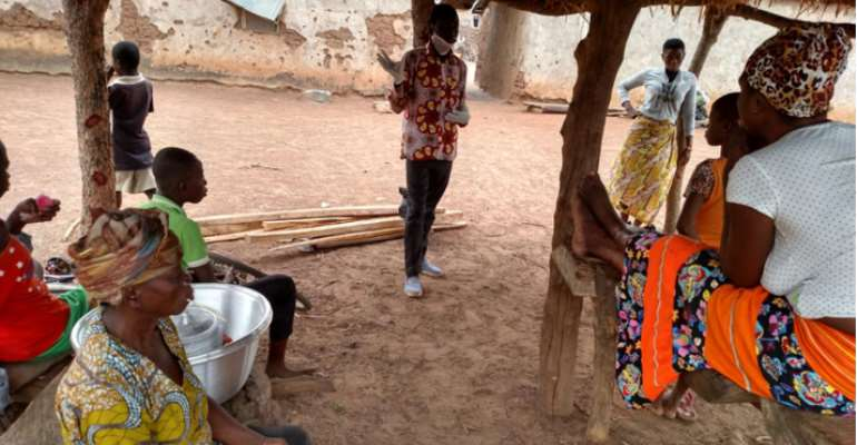 5 Communities Benefit From COVID-19 Sensitization Undertaken By Institute Of Global Health