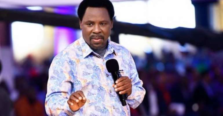 [Video] Chinese Residents Confirm Tb Joshua's Coronavirus Prophecy