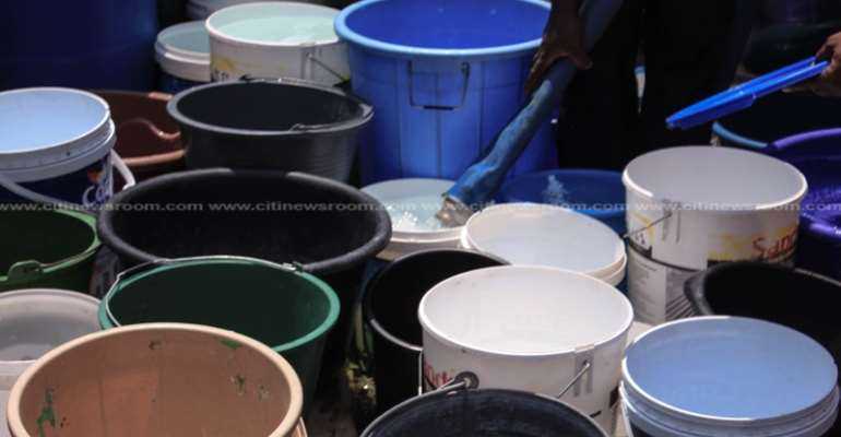 Parts Of Accra Still Without Water Despite Akufo-Addo's Promise