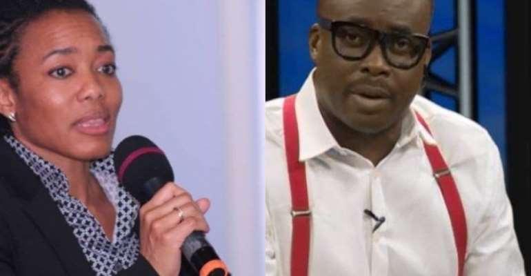 Stop Misbehaving Because You're Rawlings And Konadu's Daughter — Adom-Otchere Jabs Zenator