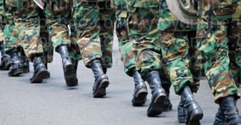 E/R: Soldier Shoots Motor Rider At Doboro For Flouting Orders
