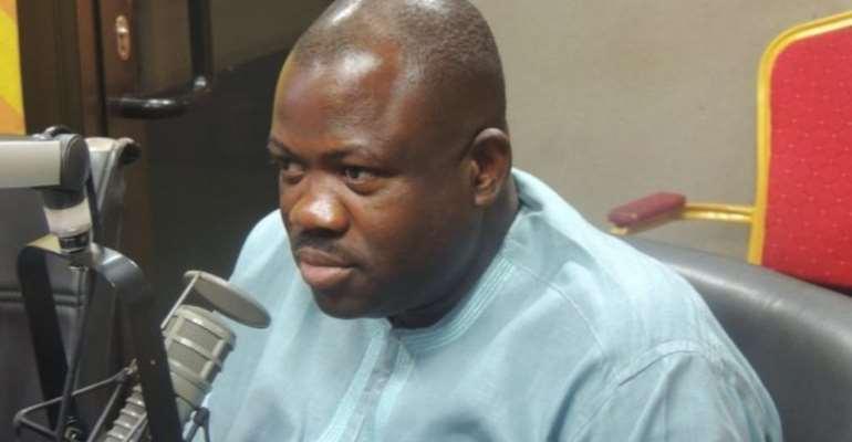 National Organizer of NDC, Joshua Akamba