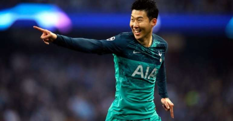 Son Becomes Top Scoring Asian In Champions League History