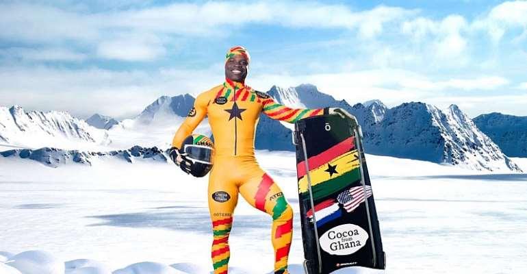 SWAG To Honour Winter Olympian Akwesi Frimpong