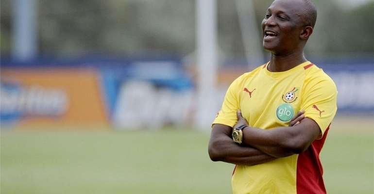 Black Stars Head Coach James Kwesi Appiah