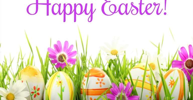 Easter: Time To Reflect, Change