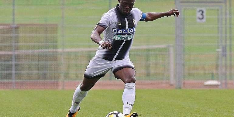 Agyeman Badu Eyes Victory Over Sassuolo After Lazio Defeat