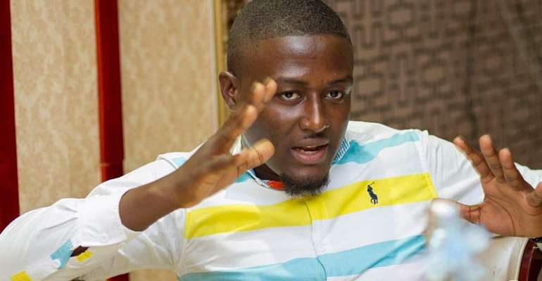 It's High Time Corporate Ghana Invest in Ghanaian Comedians - Daniel Attoh