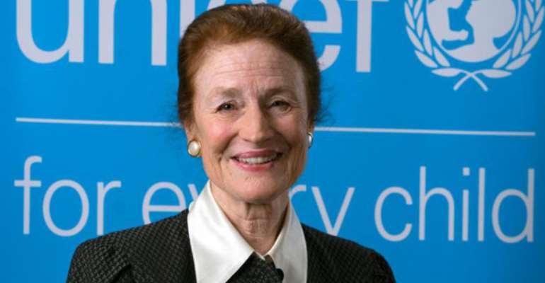 Henrietta Fore, UNICEF Executive Director
