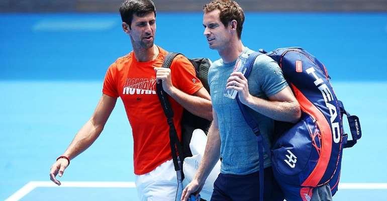 'I Wish I'd Enjoyed Those Moments More,' Murray Tells Djokovic