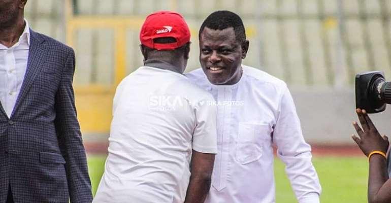 No 'Lalasulala' At Kotoko; Dr Kwame Kyei Agrees To Pay $240k FIFA Fine To Avoid Ban