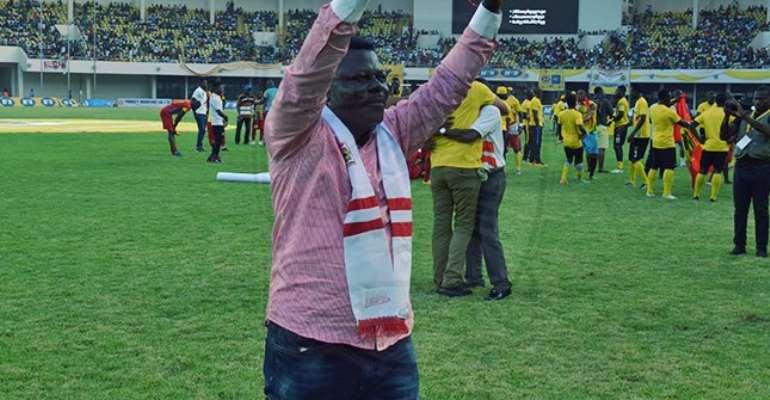 No 'Lalasulala': Kotoko Executive Chairman Dr Kwame Kyei Ready To Pay $240,000 FIFA Fine