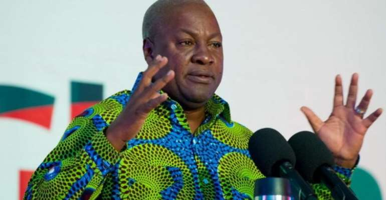 COVID-19: Mahama Urges Govt To Freeze Rent, Ban Eviction Of Tenants Now